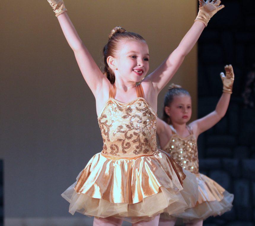 Ballet/Jazz Combination
