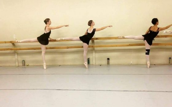 Hallelujah Here Below: The testimony of AFAA alumni and Ballet Magnificat Trainee Joy Tripp